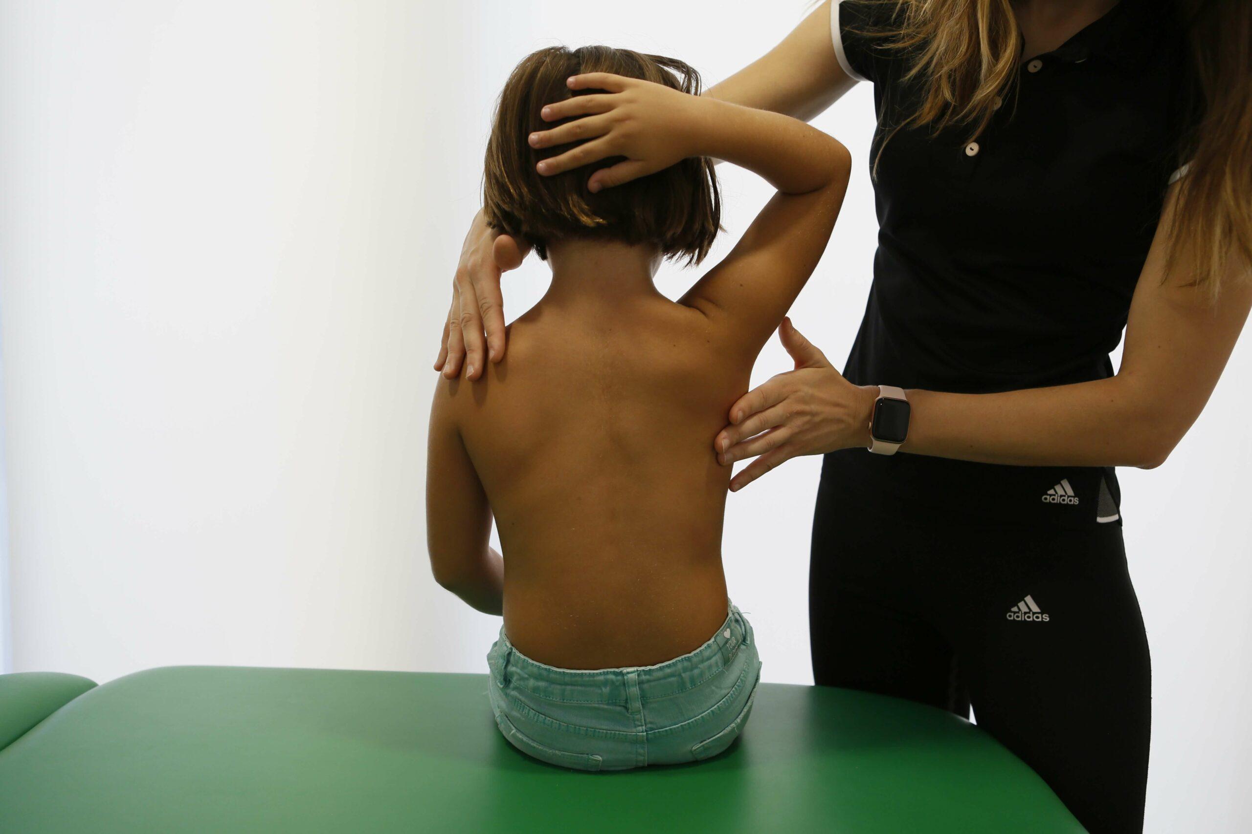 fisioterapia pulmonar en niños